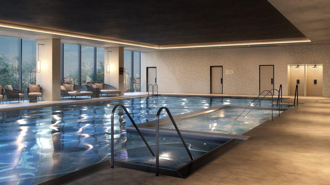 Deansgate Square Pool