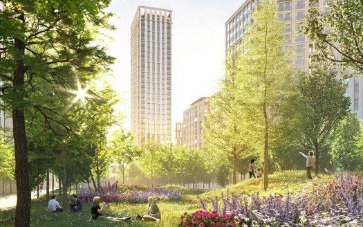 Twelve Trees Park View