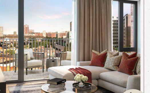 Snow Hill Wharf Apartment